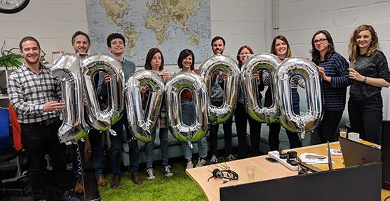 La plataforma Pitchup.com alcanza el millón de reservas