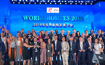 Canarias gana el premio World Routes 2018
