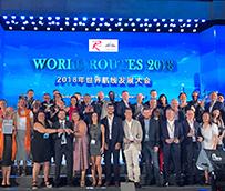 Canarias gana el premio World Routes 2018