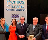 El ITH recibe el premio turístico Ciudad de Benidorm