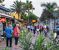 El turismo interno canario crece un 15,8% en lo que va de año
