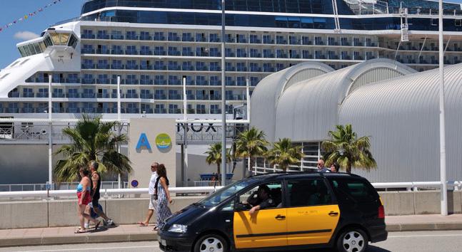 El Turismo de cruceros sufre un retroceso del 6%
