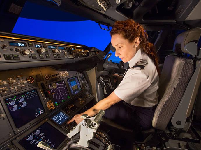 Harán falta 617.000 nuevos pilotos hasta el año 2035