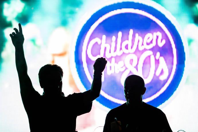 Confirmado el 'lineup' de 'Children of the 80´s' del Hard Rock Ibiza
