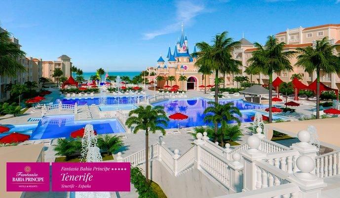 Nueva clasificación de los Bahia Principe Hotels
