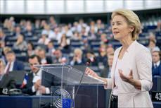 Ursula Von der Leyen presidirá la Comisión Europea hasta 2024.
