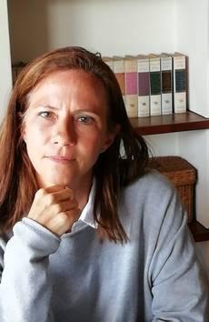 La directora de 'travel' de Aon, Katia Estace.