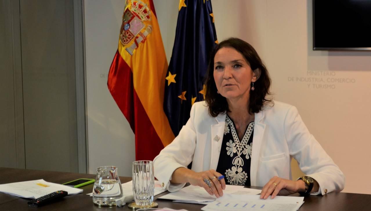 Maroto presenta en Conestur el Plan de Modernización y Competitividad