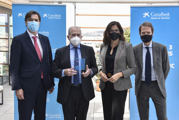 Catalonia, 'Mejor iniciativa social' de CaixaBank Hotels&Tourism