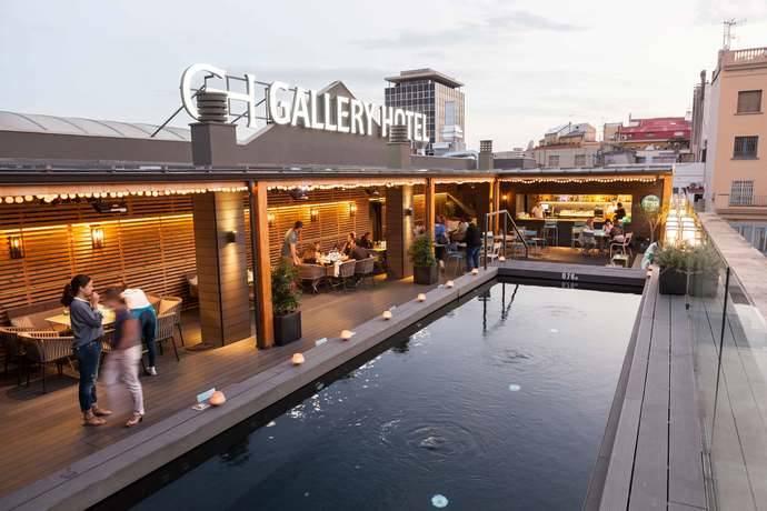Gallery Hoteles reactiva su hotel de Barcelona