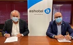 Ashotel y Lógica Auditoría firman un convenio
