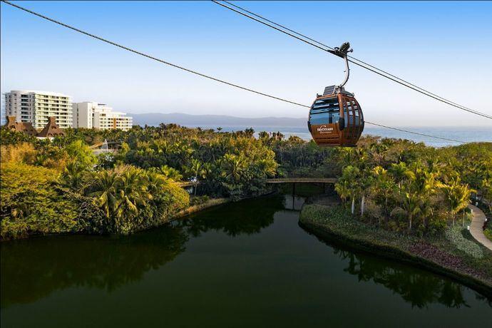 El primer hotel con teleférico estará en la Riviera Nayarit