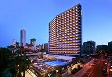 Hotel Don Pancho, premio CaixaBank Hotels&Tourism a Mejor Reposicionamiento o Reforma (subcategoría de más de 50 habitaciones).