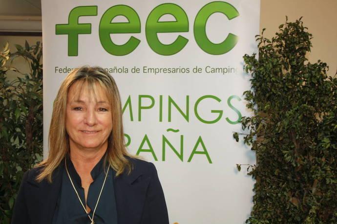 Ana Beriain, reelegida presidenta de la FEEC