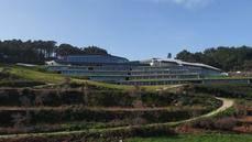 Nuevo Parador Costa da Morte (A Coruña).