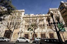 Antiguos Cines Ideal de Alicante.