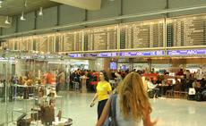 Las llegadas de turistas internacionales caerán entre un 1% y un 3%.