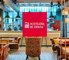 Hostelería de España.
