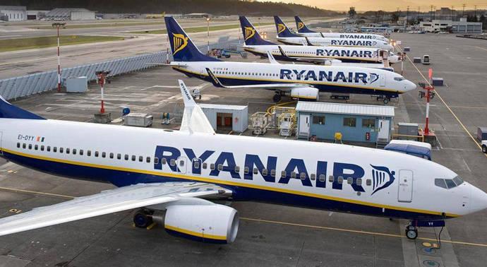Sindicatos alertan de las 'prácticas mafiosas' de Ryanair