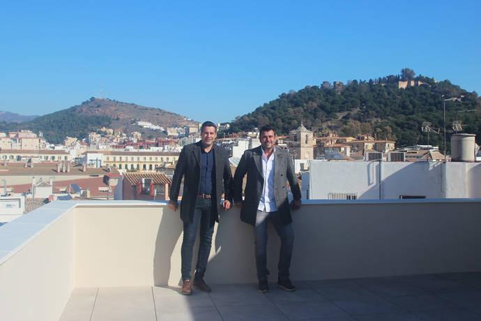 Grupo Premium transforma un edificio en Málaga