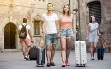 Los pagos por Turismo caen más de un 44% en marzo