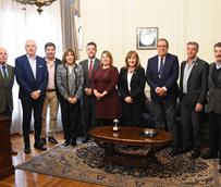 El ITH se reúne con la Asociación Hotelera Argentina