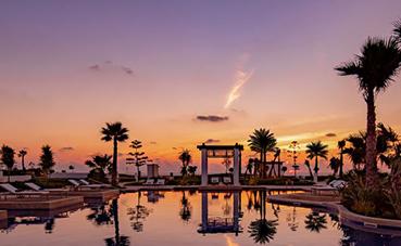 Hilton propone estancias de lujo en Marruecos