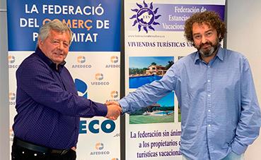 Afedeco y ETV presentan la I Feria de Estancias Turísticas Vacacionales de Mallorca