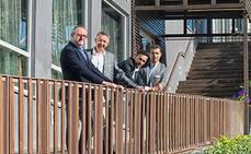 Nace B31, un nuevo grupo empresarial de hotelería en Navarra