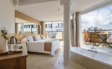 B&B Hotels abre un nuevo hotel en el centro de Tarragona