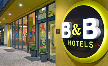 B&B Hotels abre un nuevo hotel en Zaragoza