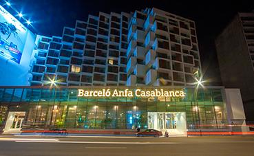 Barceló Hotel Group abre su quinto hotel en Marruecos