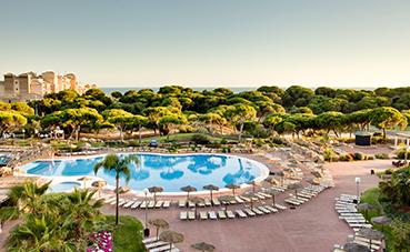 Barceló Punta Umbría Beach Resort, 'Mejor hotel para niños'