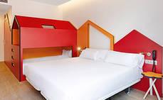 B&B Hotels remodela su hotel de Fuenlabrada