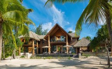 El Hotel Brando inaugura su primera residencia en la Polinesia Francesa