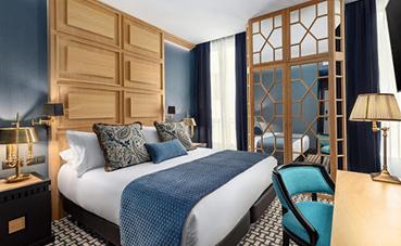 EDP suministra energía gratuita a los hoteles Room Mate esenciales