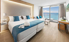 Hoteles Elba abre su primer establecimiento en las Islas Baleares