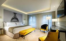 Nuevo Eurostars Hotels en la Gran Vía de Madrid
