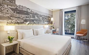 Eurostars lanza una promoción en hoteles de Granada