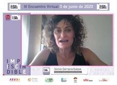 La directora del Cataluña Convention Bureau, Sònia Serracarbassa.