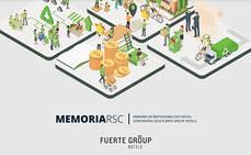 Fuerte Group Hotels reduce su consumo eléctrico un 8,6%