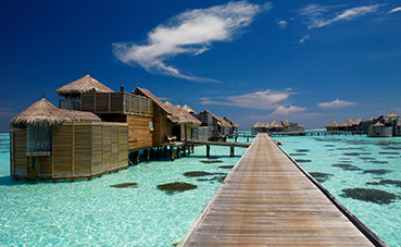 El 'resort' Gili Lankanfushi, líder en sostenibilidad en Maldivas