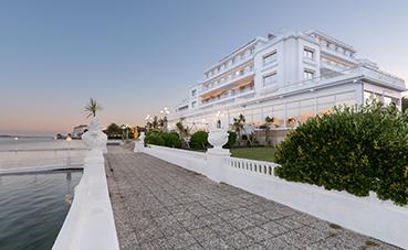 El Eurostars Gran Hotel La Toja reabre sus puertas al público