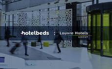 Hotelbeds firma un nuevo acuerdo con Louvre Hotels Group