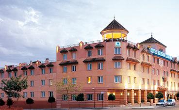 El Hotel Hesperia Córdoba, uno de los más valorados en Kayak