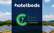 Hotelbeds, empresa carbono neutro por segundo año consecutivo