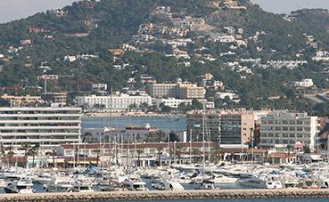 Ibiza mejora su planta hotelera para 2018-19