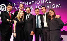 Ilunion, premiada en la World Travel Market
