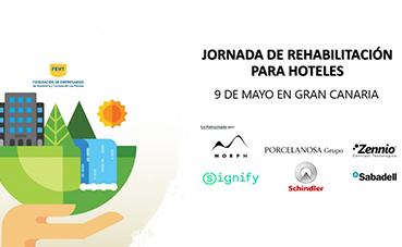 Gran Canaria acoge las Jornadas ITH de Rehabilitación para Hoteles