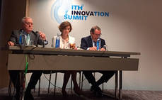Isabel Oliver inaugura el ITH Innovation Summit